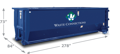 Waste Connections Roll-Off Containers